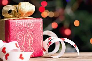 merry christmas wallpapers gift box