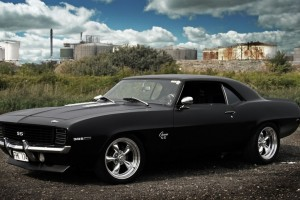 muscle car wallpaper awesome
