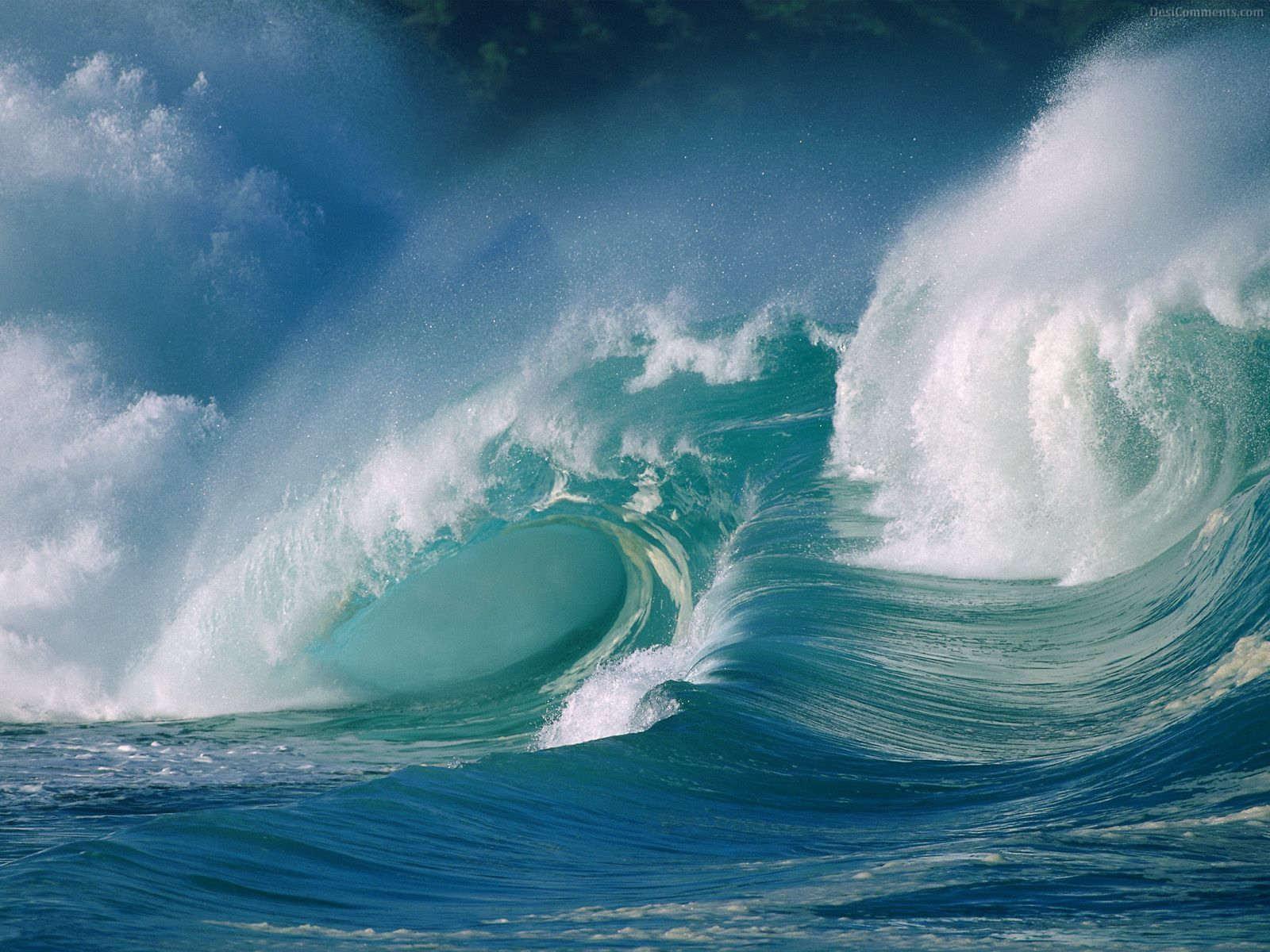 ocean wallpaper waves cool