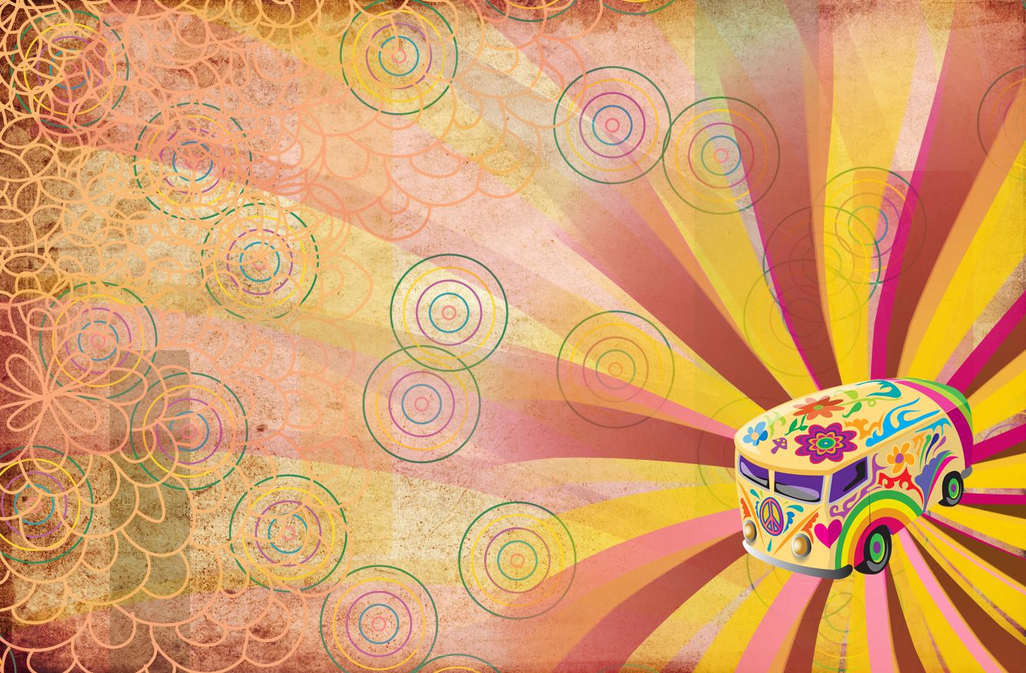 hippie wallpapers for desktop