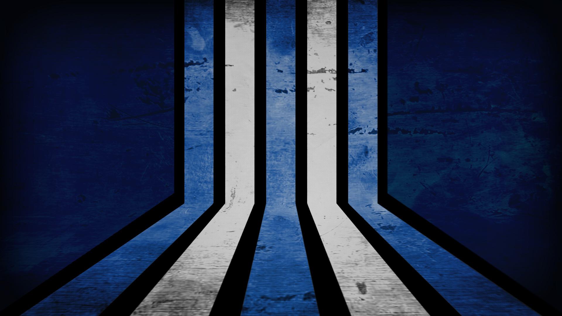 Blue stripes wallpaper hd