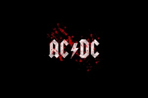 rock wallpapers acdc music