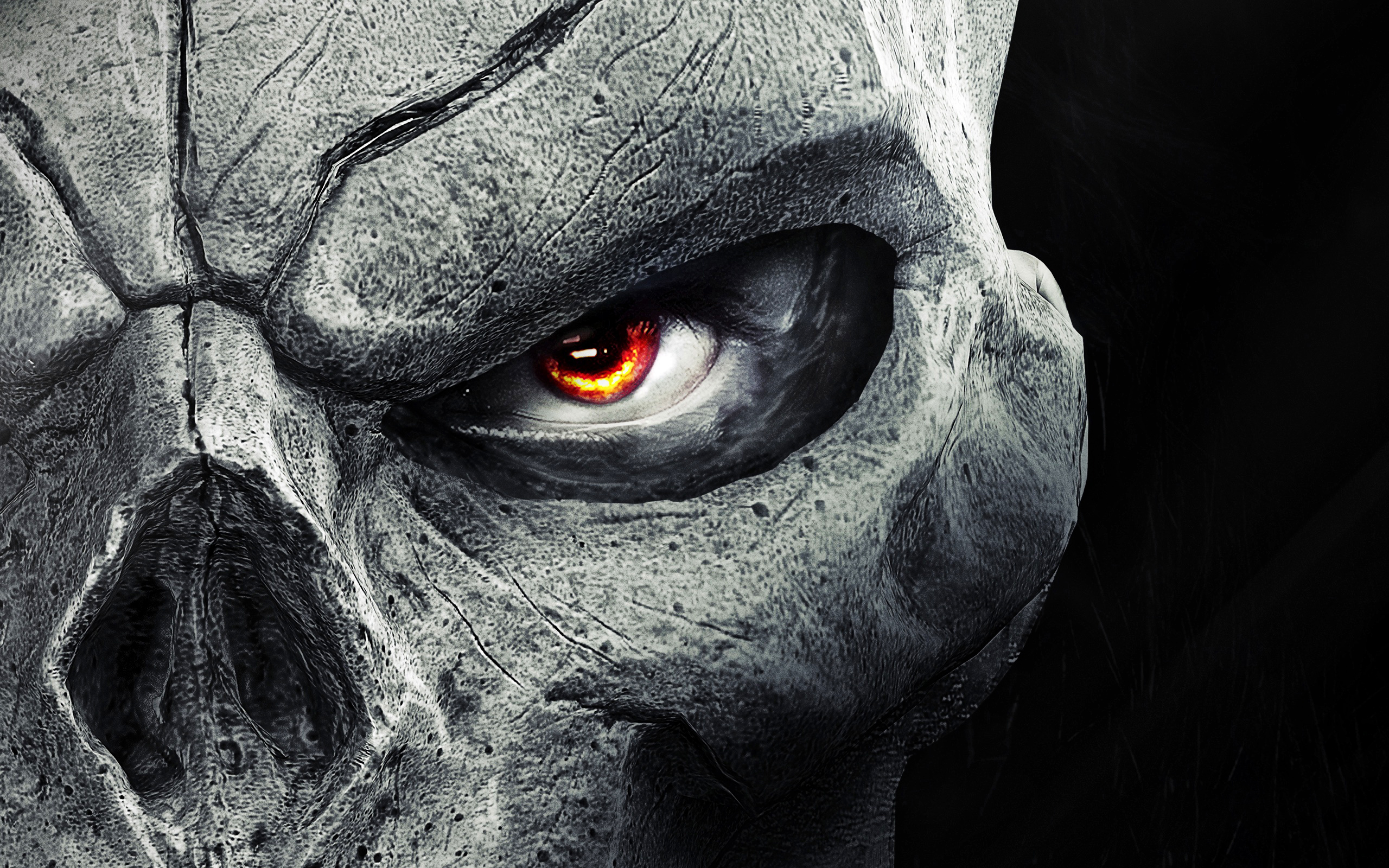 skull wallpapers scary
