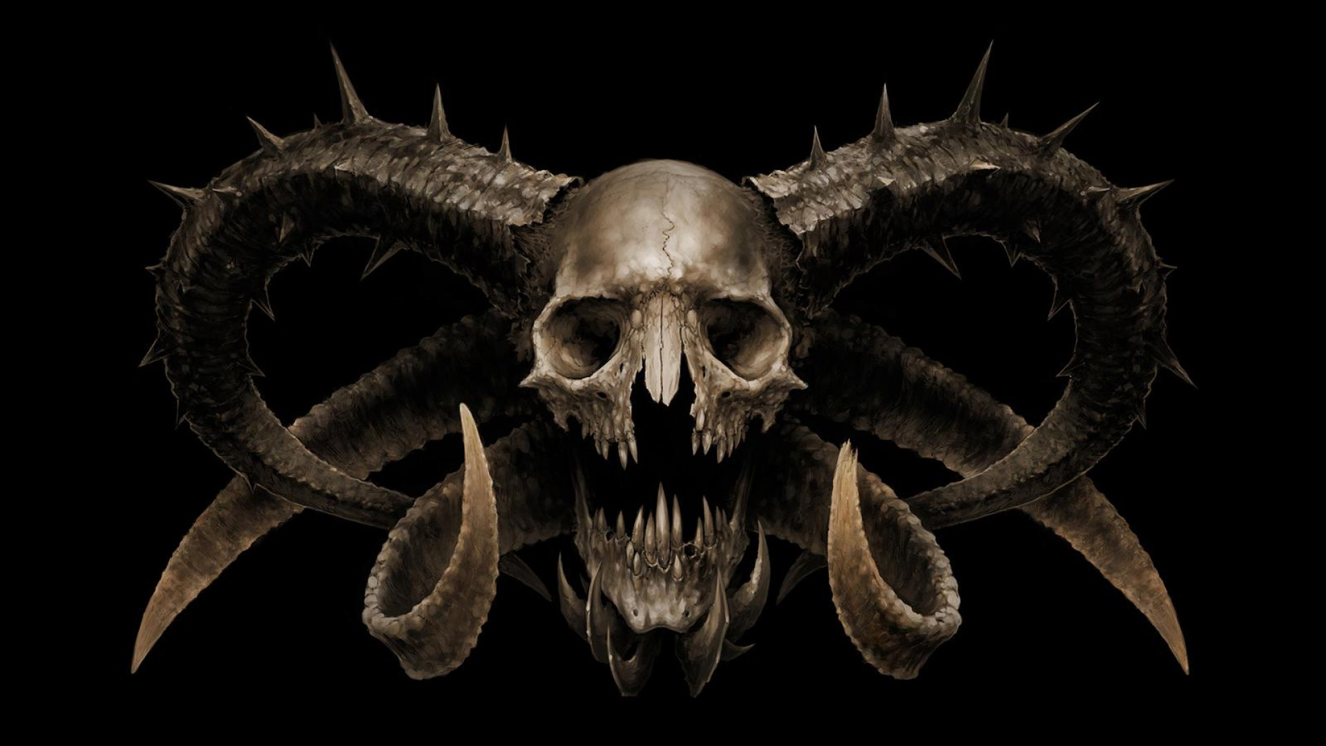 skull wallpapers stunning