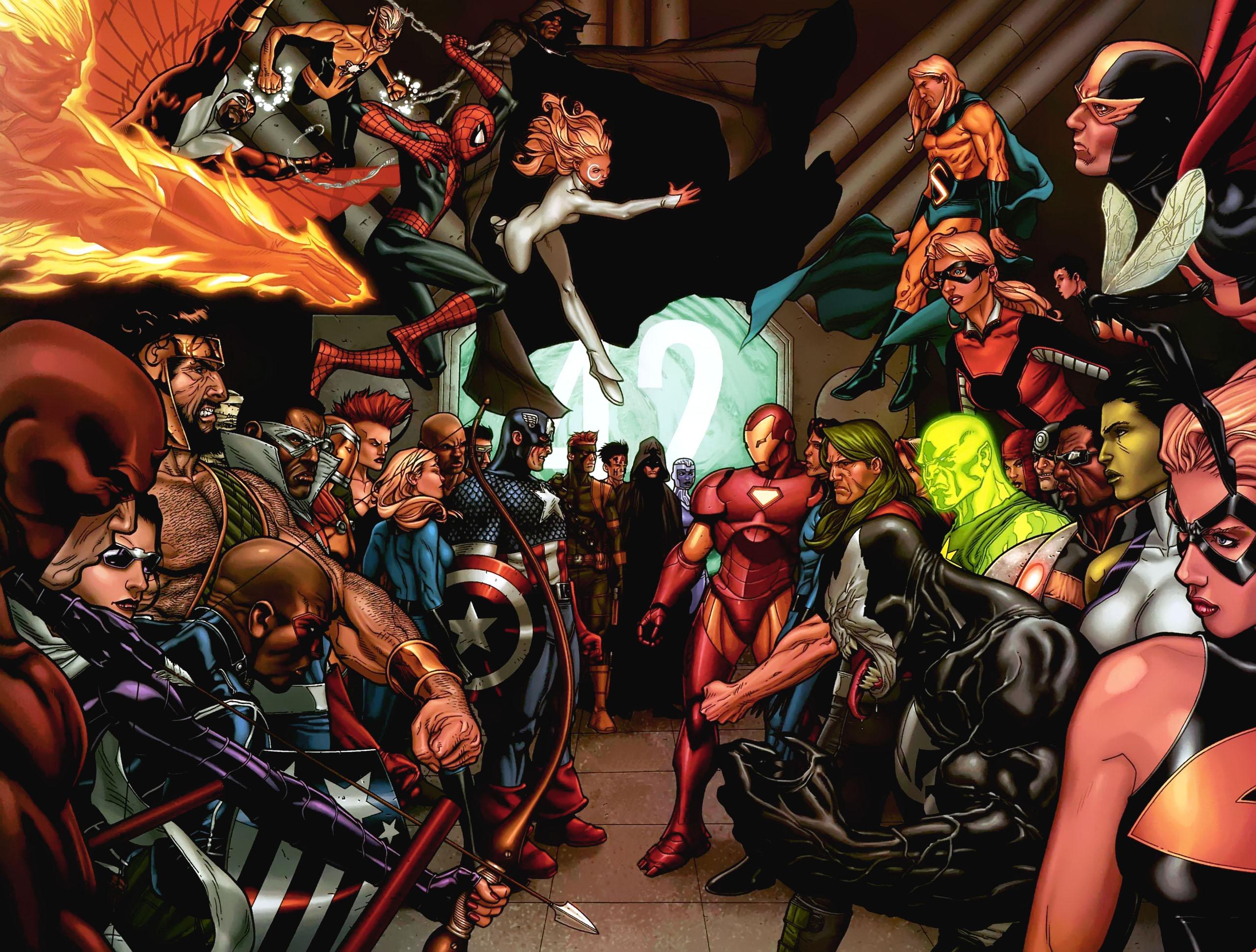 super marvel heroes