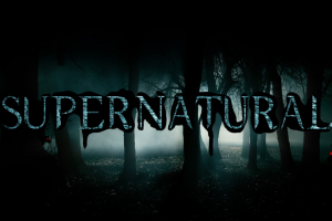 supernatural wallpapers black