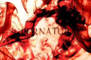 supernatural wallpapers red