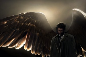 supernatural wallpapers wings