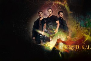 supernatural wallpapers yellow