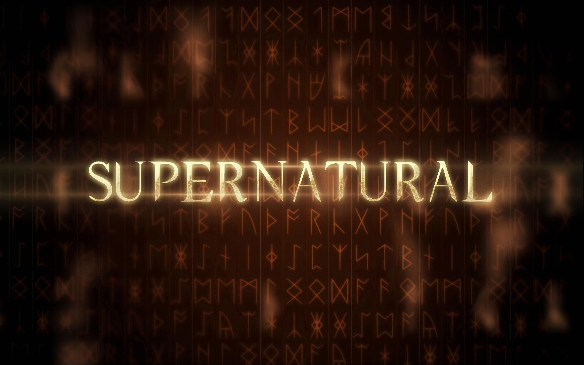 supernatural wallpapers