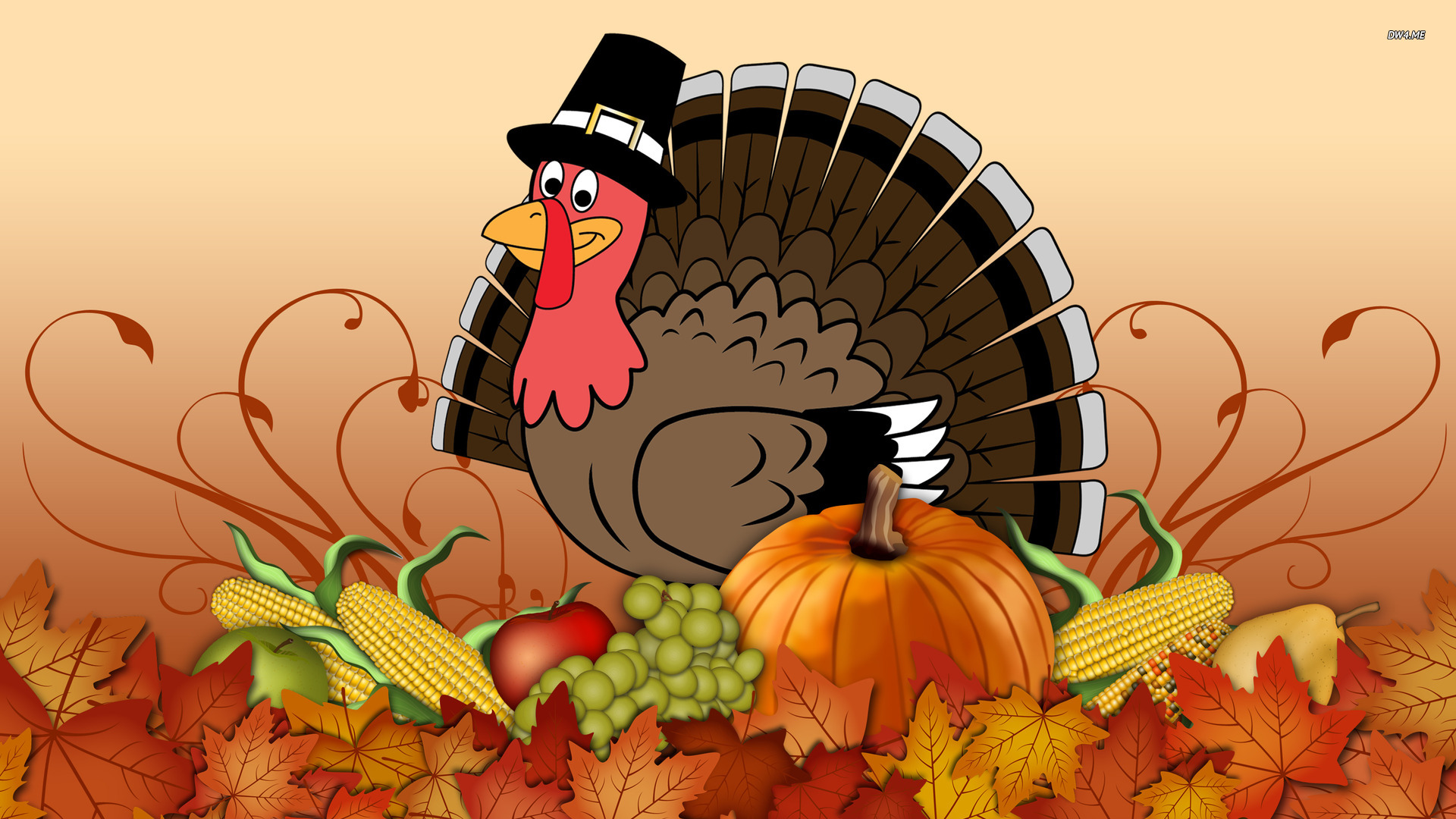 thanksgiving wallpapers turkey