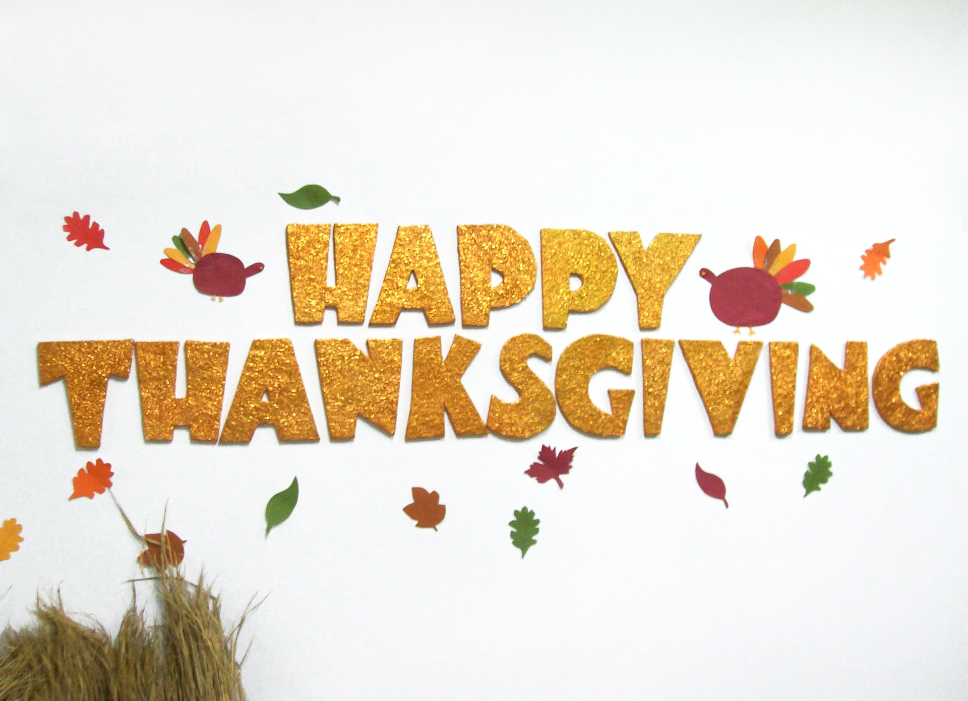 thanksgiving wallpapers white