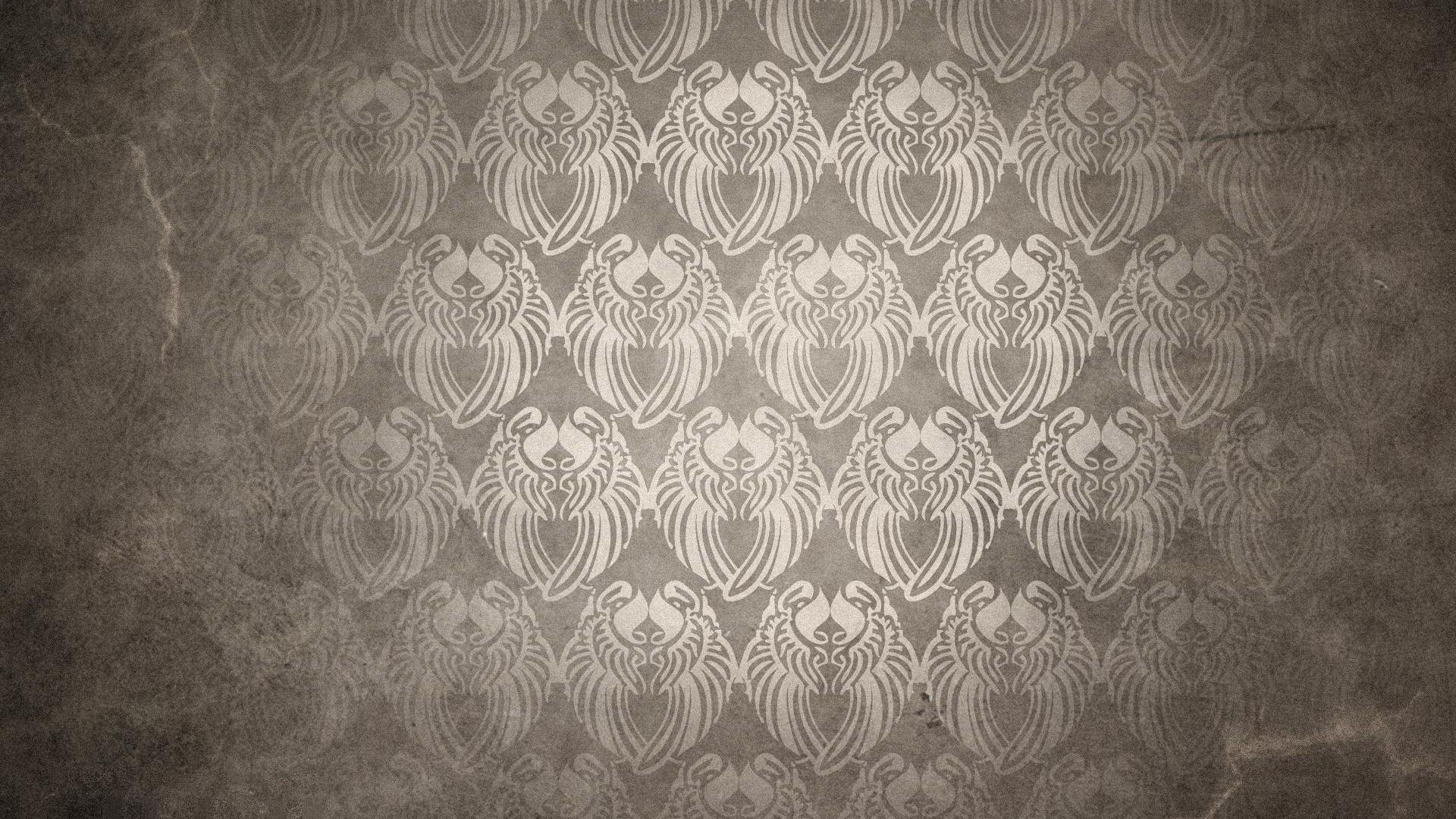 vintage wallpaper pattern 2
