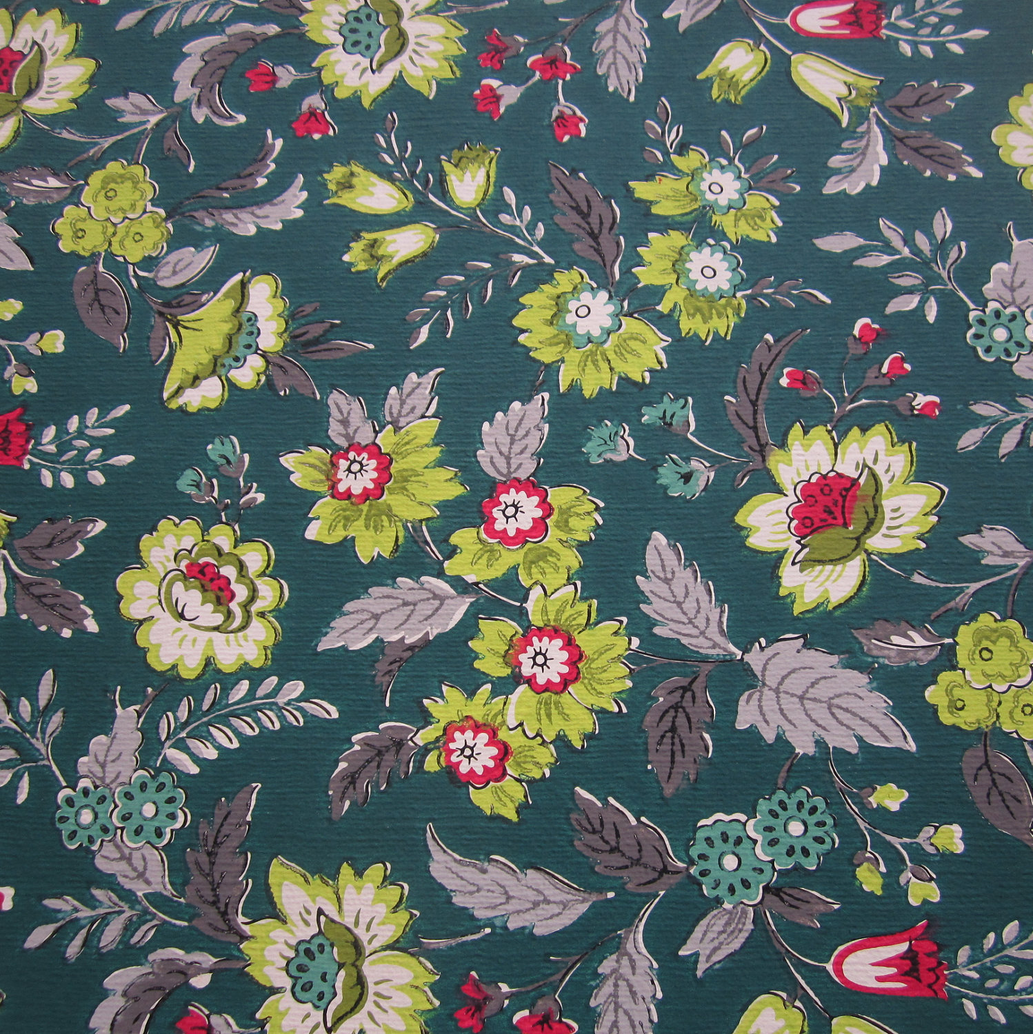 vintage wallpaper theme floral