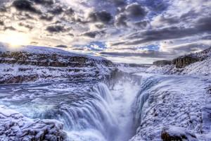 waterfall wallpapers nature