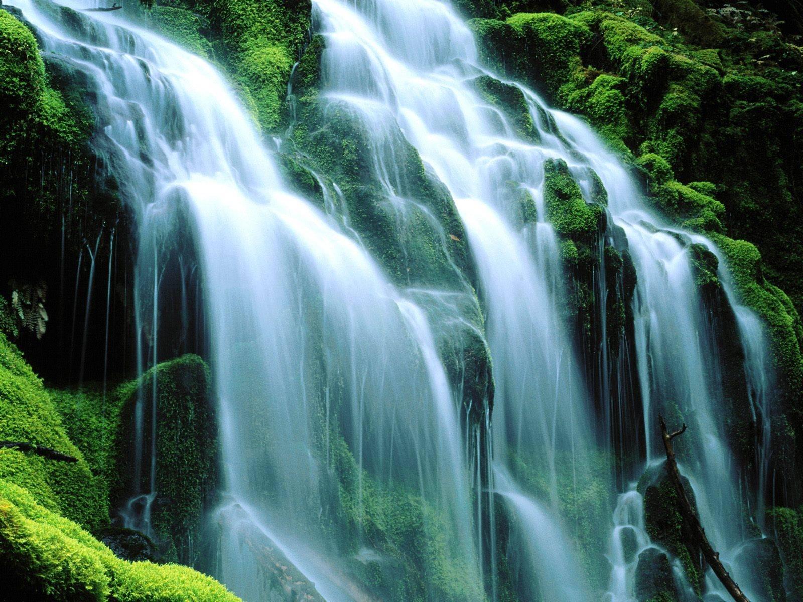 waterfall wallpapers nature hd - HD Desktop Wallpapers | 4k HD