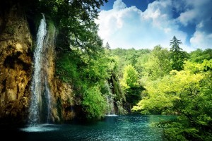 waterfall wallpapers stunning