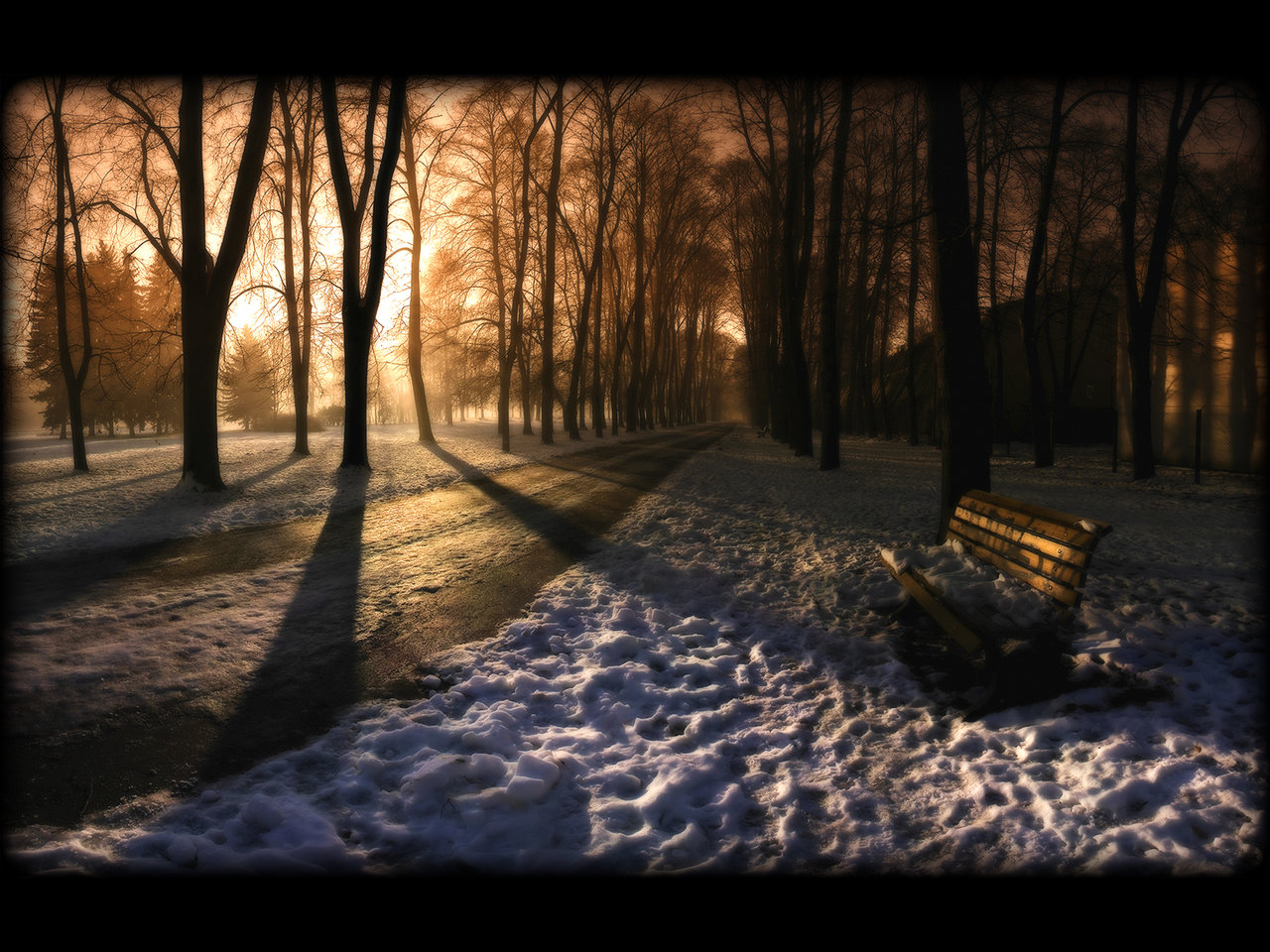 winter wallpapers hd nice