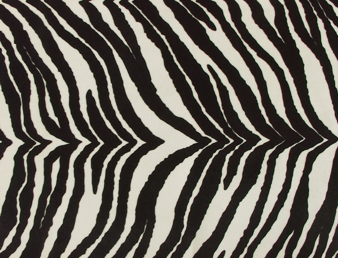Zebra Bedroom Wallpaper
