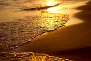 amazing sunset wallpapers waves
