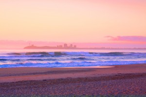 beach sunset wallpaper shore