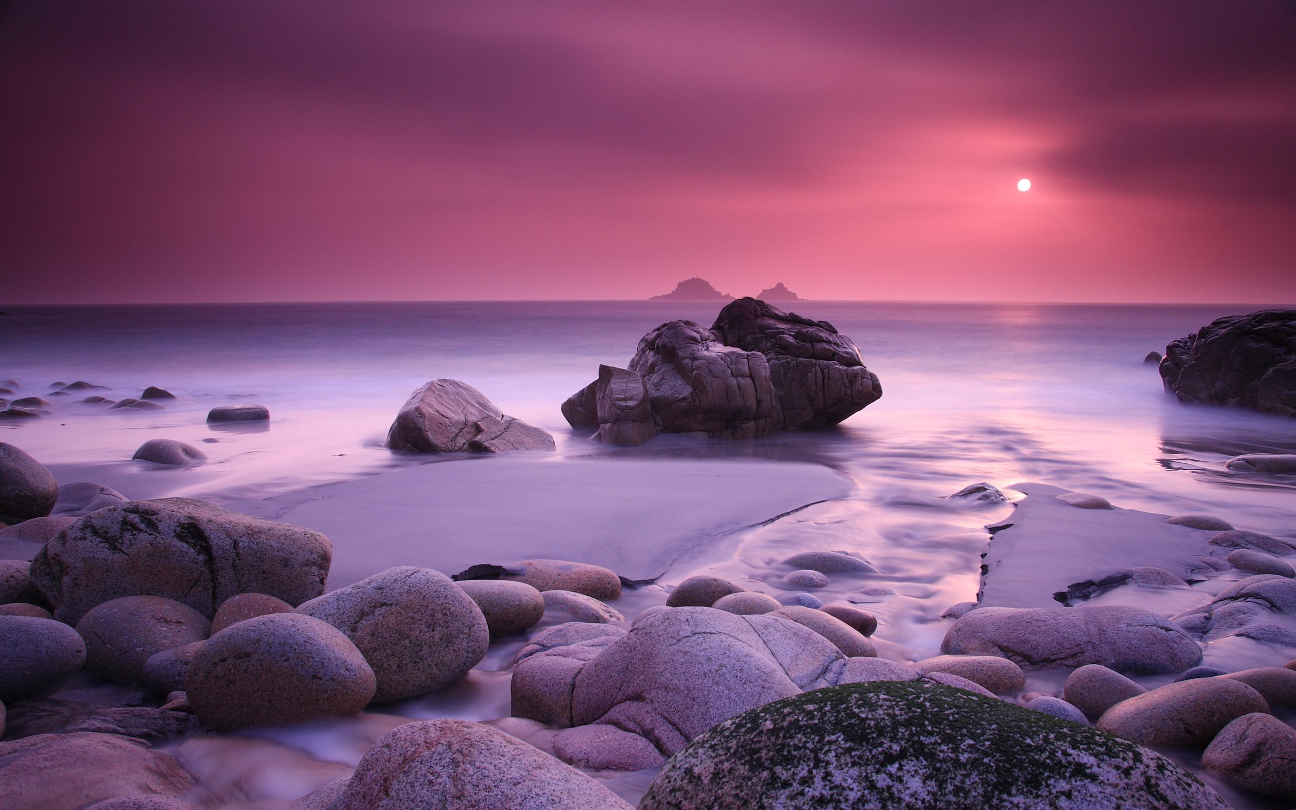 beautiful sunset wallpaper pink - HD Desktop Wallpapers ...