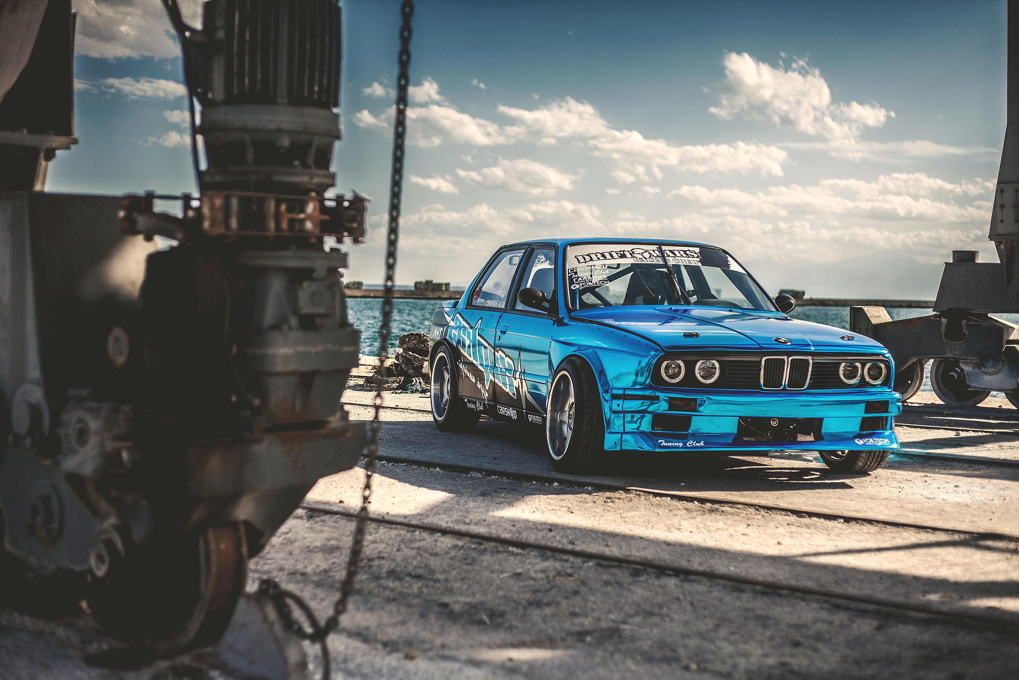 bmw e30 blue - HD Desktop Wallpapers | 4k HD