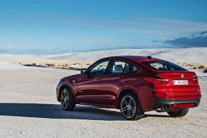 bmw x4 specification picture