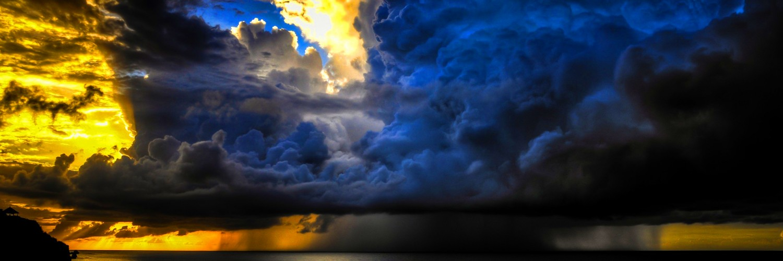 clouds wallpaper ocean storm hd desktop wallpapers 4k hd