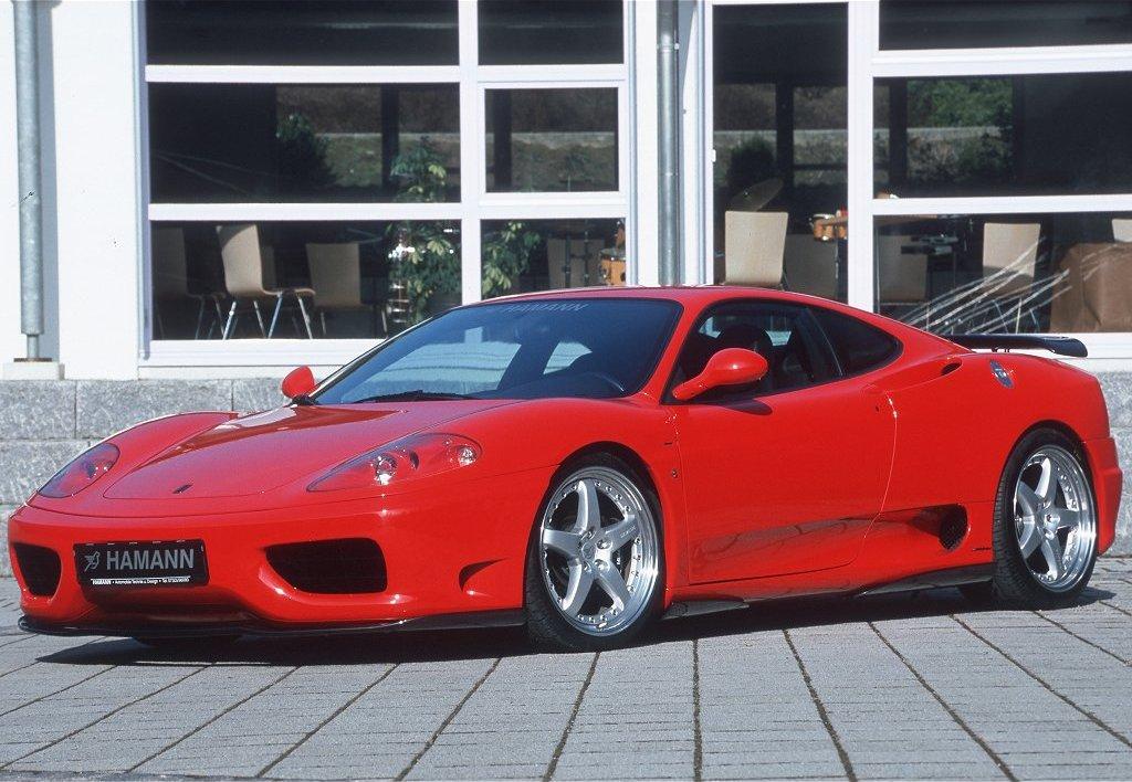 ferrari 360 modena sports car