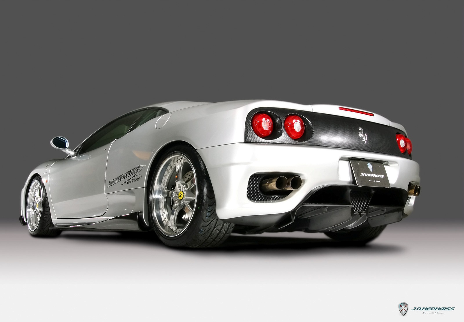 Ferrari Modena Wallpapers Archives Hd Desktop Wallpapers