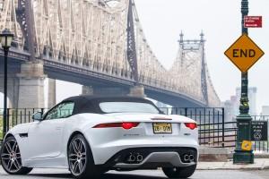 jaguar f type city