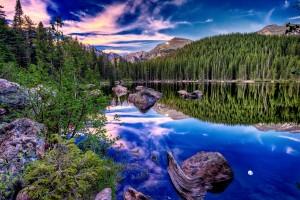 lake louise alpine
