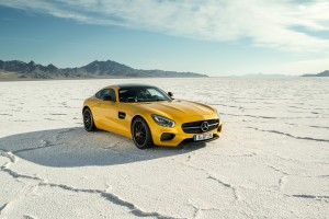 mercedes amg gt yellow nice