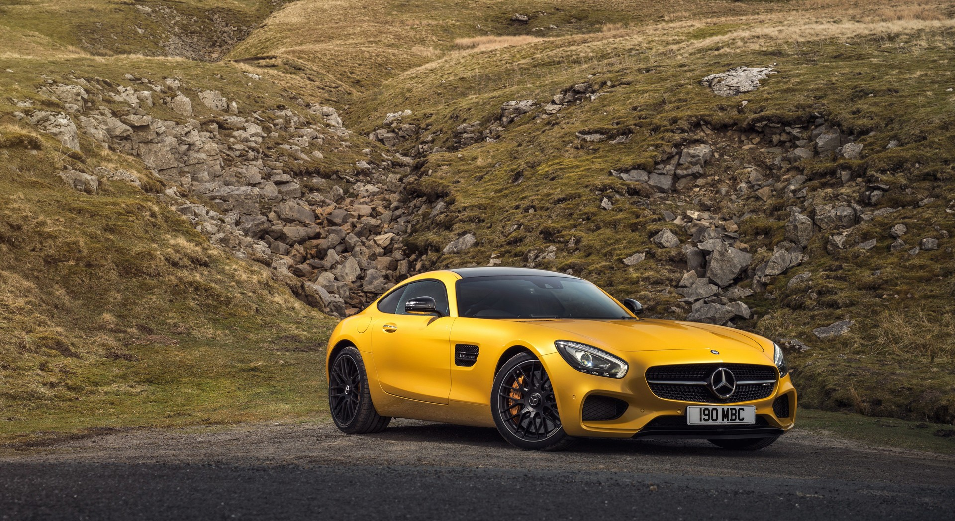 mercedes benz amg gt yellow free hd desktop wallpapers 4k hd. Black Bedroom Furniture Sets. Home Design Ideas