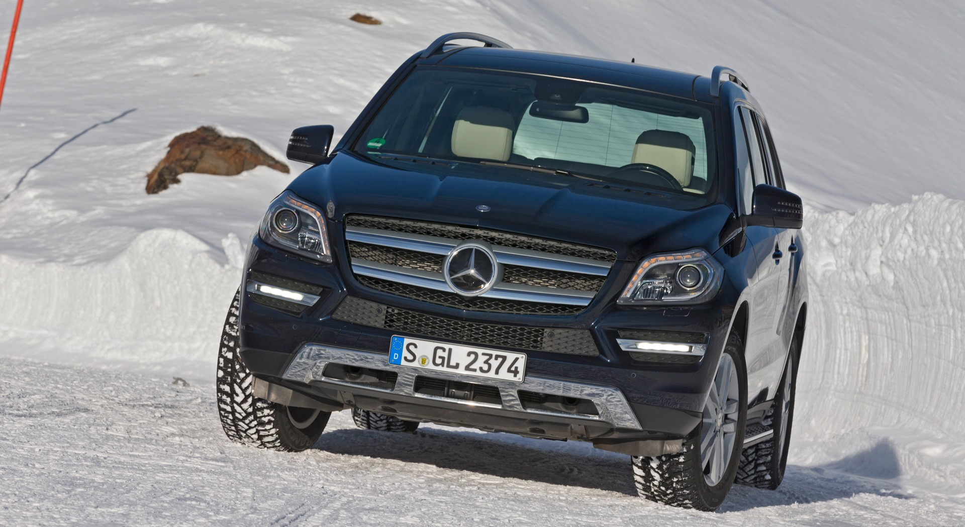 mercedes gl pictures