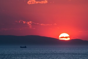 nice sunset wallpapers greece