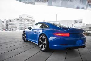 porsche 911 blue price