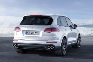 porsche cayenne white background