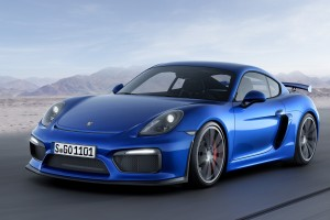 porsche cayman blue wallpaper