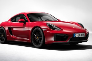 porsche cayman red wallpaper