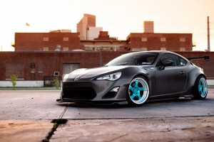 scion frs sports
