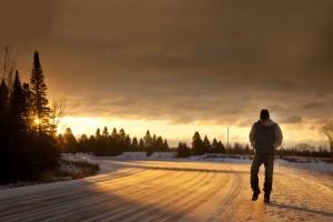 sunrise walk breakup