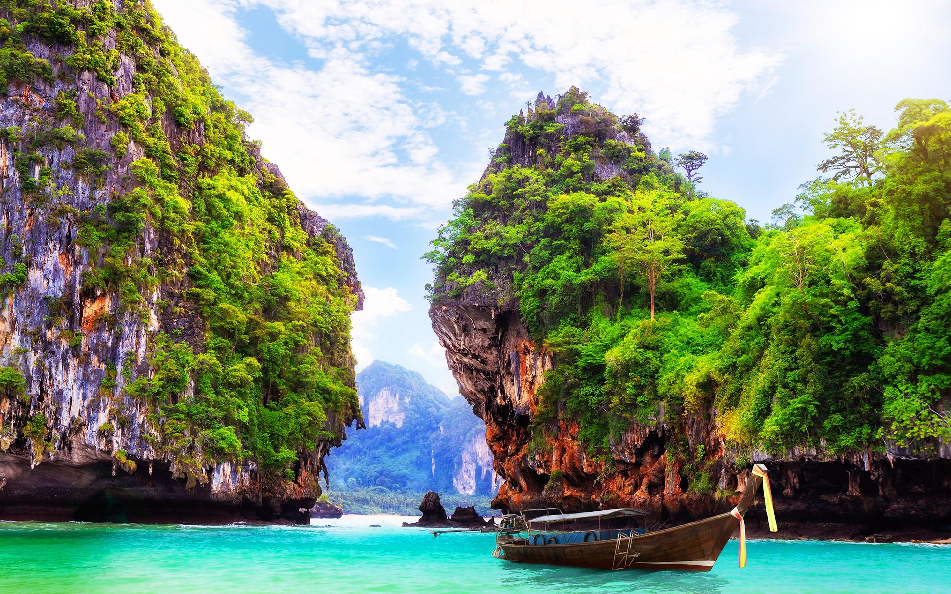 thailand vacation HD Desktop Wallpapers
