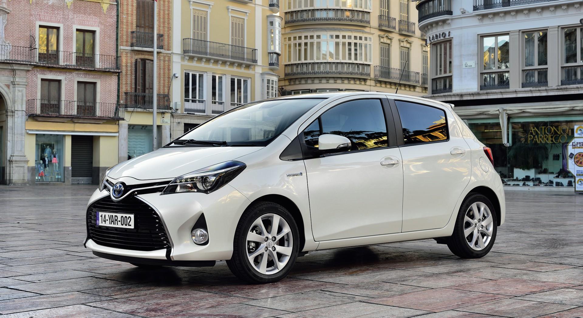 Технические характеристики Toyota Yaris / Тойота Ярис ...