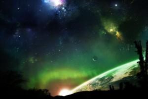 aurora wallpaper beautiful