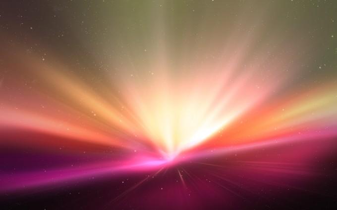 aurora wallpaper computer
