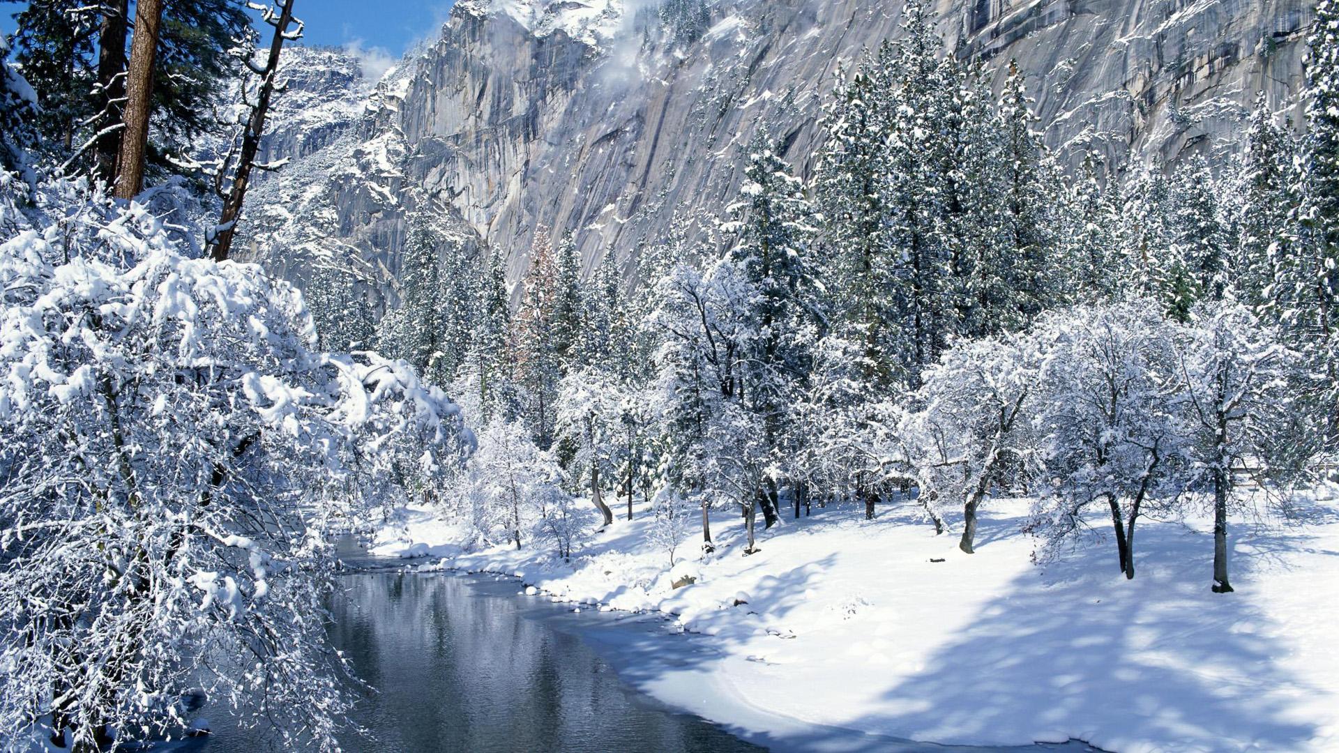 beautiful winter wallpapers for desktop