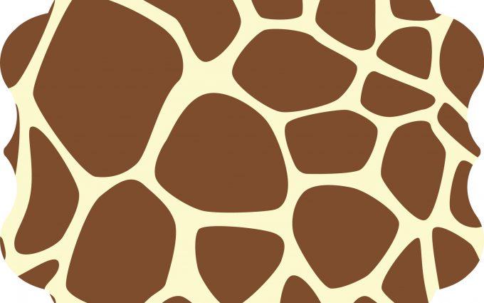 cartoon giraffe wallpaper