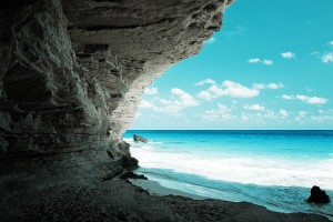 cave images beach